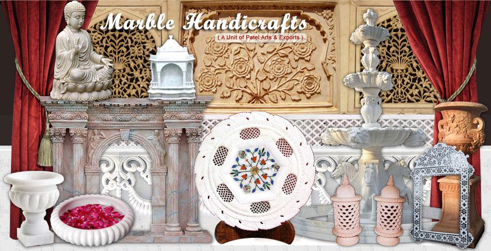 Stone Handicrafts India Marble Stone Handicrafts